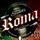 Sounds of Roma Flyer Poster Template - GraphicRiver Item for Sale