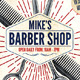 Barber Shop Flyer Template 3 - GraphicRiver Item for Sale