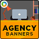 Agency Banners - GraphicRiver Item for Sale