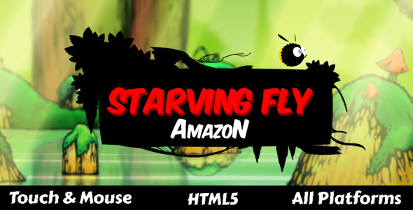 CodeCanyon StarvingFly 11405638