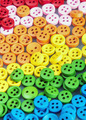 Mixed coloured bright buttons background - PhotoDune Item for Sale