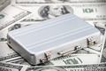 small aluminum case for the dollar - PhotoDune Item for Sale