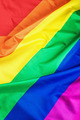 Fabric texture of the Gay flag - PhotoDune Item for Sale