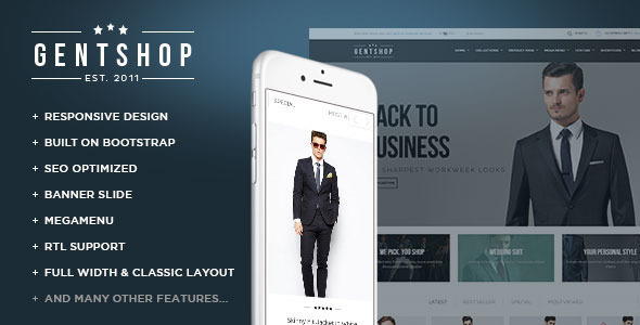 ThemeForest Ap Gentshop Shopify Responisive Theme 11406085