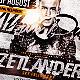 Album Promo DJ Mix v2 Horizontal Flyer Template - GraphicRiver Item for Sale