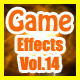 Game Effects Vol.14 - GraphicRiver Item for Sale