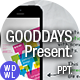 GOODDAYS | 26 Pages | POWERPOINT Presentation - GraphicRiver Item for Sale