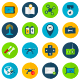 Drone Icons - GraphicRiver Item for Sale