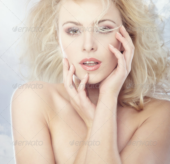 Spring beauty - Stock Photo - Images