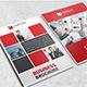 Bi-Fold Corporate Brochure V2 - GraphicRiver Item for Sale