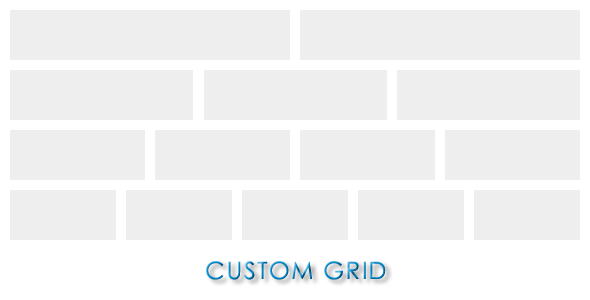 CodeCanyon Customize Bootstrap Grid 11408383