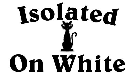 Isolated on White