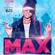 Special Guest DJS | Flyer Template PSD