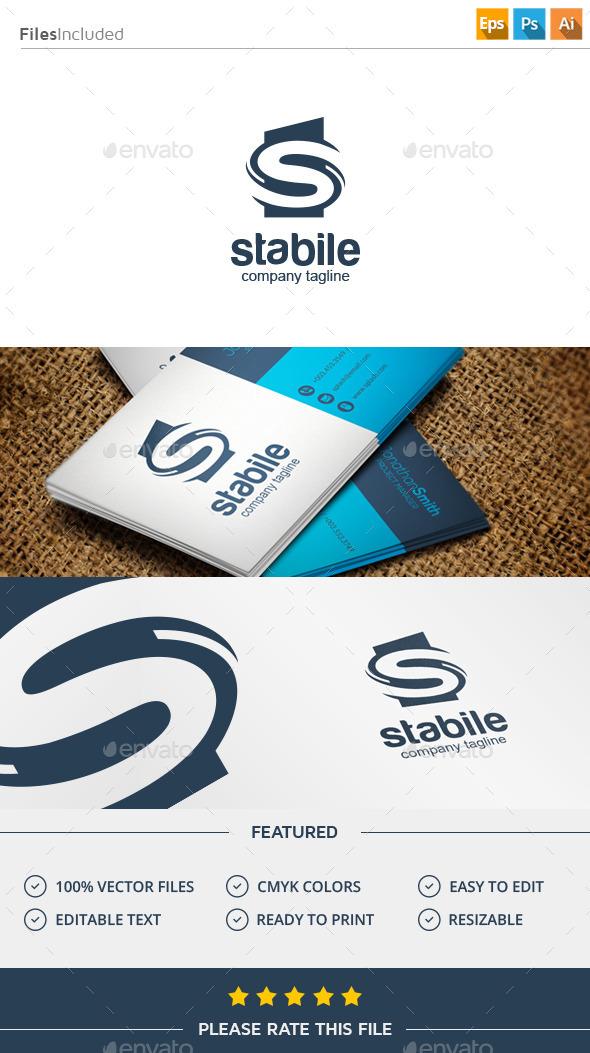GraphicRiver Letter S Logo 11395959