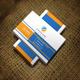Orangies Business Card Template Design - GraphicRiver Item for Sale