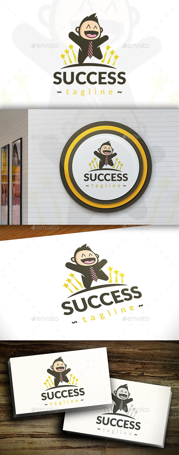 GraphicRiver Hire Success Logo 11409344