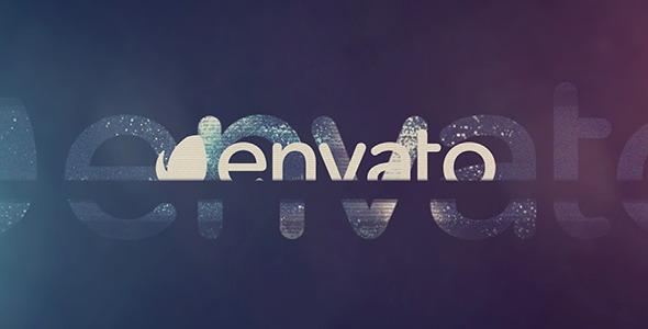 AE模板:数字技术故障 企业公司logo片头展示 电视栏目包装模板Glitch Distortion Logo
