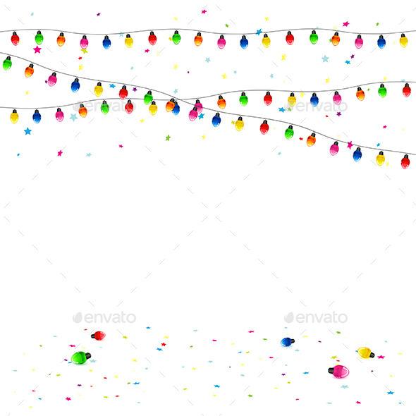 GraphicRiver Christmas Garland 11410426