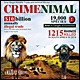 Crimenimal Poster/Flyer - GraphicRiver Item for Sale
