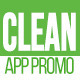 Clean App Promo - VideoHive Item for Sale