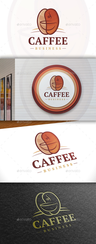 GraphicRiver Coffee Logo 11411293