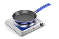 Hot plate and frypan - PhotoDune Item for Sale