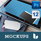 Double-Side Business Card Real-Life Mockups - GraphicRiver Item for Sale