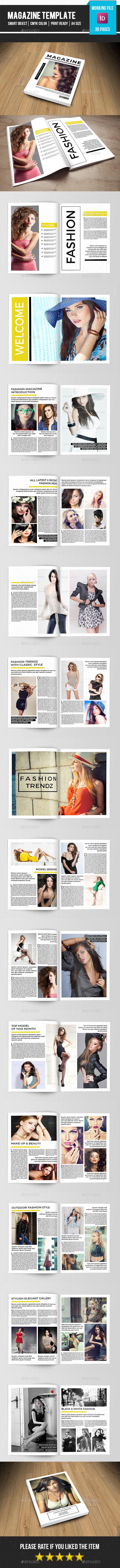 Minimal Fashion Magazine-V10
