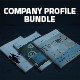 Company Profile Bundle - GraphicRiver Item for Sale