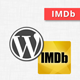 IMDb for WordPress - CodeCanyon Item for Sale
