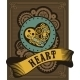 Steampunk Mechanical Heart - GraphicRiver Item for Sale