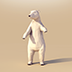 Polar Bear - 3DOcean Item for Sale