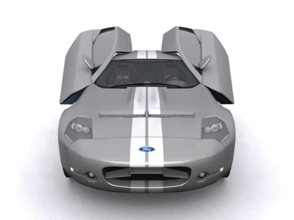 Ford Shelby GR-1 - 3DOcean Item for Sale