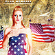 Flyer 4 July Independence Day - GraphicRiver Item for Sale