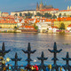 Prague Castle and Little Quarter, Czech Republic - PhotoDune Item for Sale