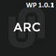 ARC - Elegant Creative One Page WordPress Theme - ThemeForest Item for Sale