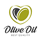 Olive Oil Logo Template - GraphicRiver Item for Sale
