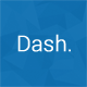 Dash - Responsive Coming Soon Page