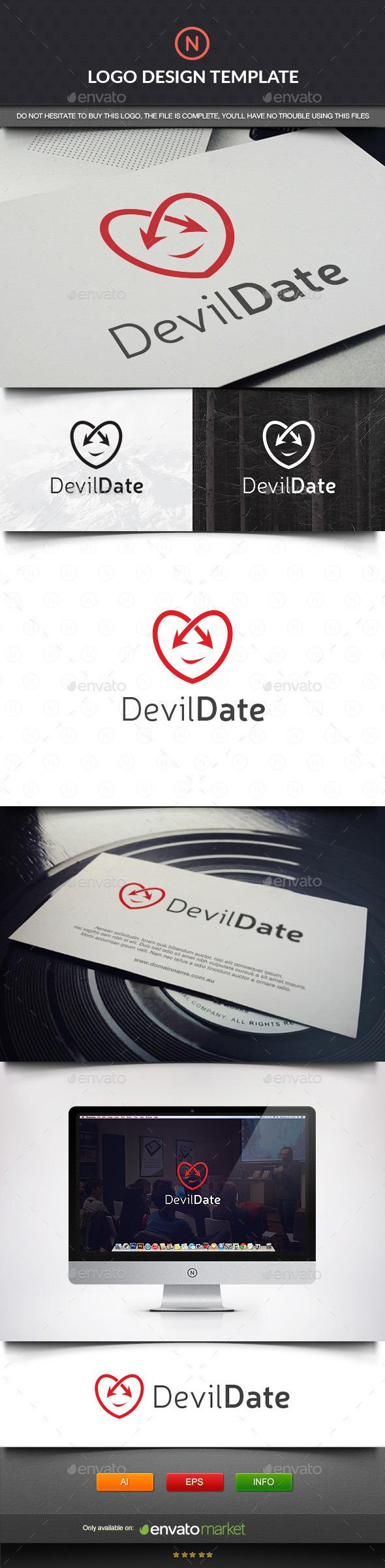 GraphicRiver Devil Date 11420434
