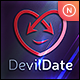 Devil Date - GraphicRiver Item for Sale