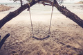 swing on beach vintage - PhotoDune Item for Sale