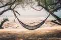 hammock and sea beach vintage - PhotoDune Item for Sale