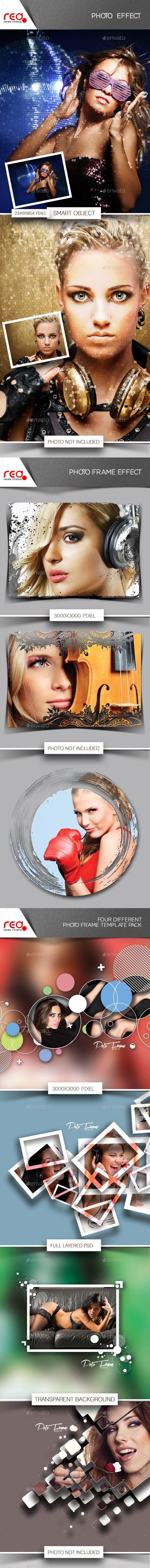 GraphicRiver Photo Frame Templates Vol 5 11421136