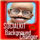 Background Changer for Socialkit - CodeCanyon Item for Sale