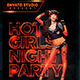 Hot Girls Night Party - GraphicRiver Item for Sale
