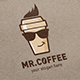 MrCoffee Logo Template - GraphicRiver Item for Sale