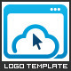 Web Cloud - Logo Template