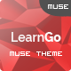 LearnGo - OnePage Education Muse Template - ThemeForest Item for Sale