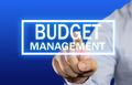 Budget Management Concept - PhotoDune Item for Sale