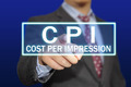 Cost Per Impression Concept - PhotoDune Item for Sale